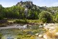 Mountains around river Ulldemo