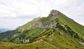 Mountains belianske tatras slovakia europe in summer Royalty Free Stock Photography
