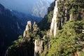 Mountains Of Huangshan China