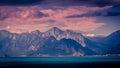 Mountains near antalya stunning mountain scenery in turkey Royalty Free Stock Image