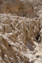 Mountains near the Dead Sea Royalty Free Stock Photo