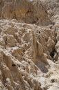 Mountains near the Dead Sea Royalty Free Stock Photo