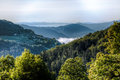 Mountains in Slovenia Royalty Free Stock Images