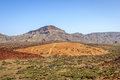 Mountains in tenerife canary islands spain nature background Stock Photo
