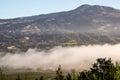 Mountains of Wine Country Sonoma California Sonoma Royalty Free Stock Photo