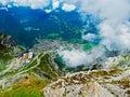Mountine fresh air Royalty Free Stock Photo