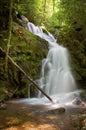 Mouse Creek Falls Royalty Free Stock Photo