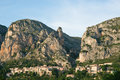 Moustiers-Ste-Marie Stock Photos