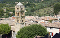 Moustiers-Ste-Marie Royalty Free Stock Photos