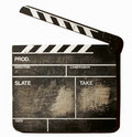 Movie clapper Stock Images