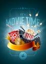 Movie Concept Poster Design Te...