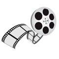 A movie logo