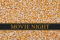 It is Movie Night Royalty Free Stock Photo