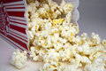 Movie Popcorn Stock Photos