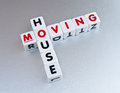 Photo : Moving house during flock furniture
