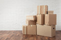 Moving in Royalty Free Stock Photo