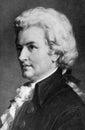 Mozart Royalty Free Stock Photo