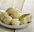 Mozzarella Cheese Stock Photos