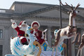 Mr. and Mrs. Santa Claus Royalty Free Stock Photo