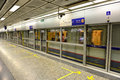Mrt station bangkok metro in Stock Photos