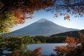 Mt Fuji Royalty Free Stock Photo