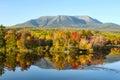 Mt. Katahdin in State of Maine