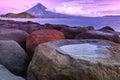 Mt. Mayon Volcano