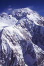 Mt. McKinley Royalty Free Stock Photos