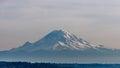 Mt. Rainer Royalty Free Stock Photo