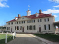 Mt vernon george washington s estate Royalty Free Stock Photos