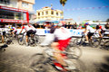 MTB Racing. Manavgat Antalya Turkey Stock Photo