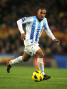 Mtiliga of Malaga CF Royalty Free Stock Photos