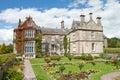 Muckross House and gardens, Killarney in Ireland. Royalty Free Stock Photos