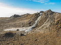 Mud Volcano Royalty Free Stock Photo