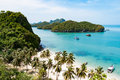 Mue koh angthong national park thailand Stock Photo