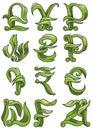 Muestras de dinero en circulación Imagen de archivo