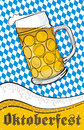 Mug of beer - oktoberfest