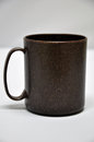 Mug from coconuts made recycled Stock Photography