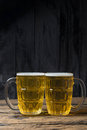 Mug fresh beer Royalty Free Stock Photo