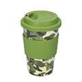 Mug of thermos, Camouflage mug