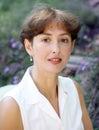 Mujer madura hermosa Fotos de archivo libres de regalías