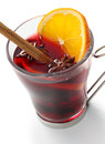 Mulled wine Stock Photo