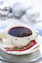 Mulled wine for Christmas Royalty Free Stock Photos