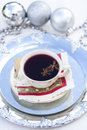 Mulled wine for Christmas Royalty Free Stock Image