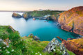Mullion Cove Cornwall Royalty Free Stock Images