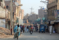 Multan suburbs Stock Images