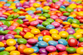 Viac farebný cukríky