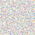 Multi-coloured Floral background Royalty Free Stock Photography