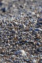 Multi coloured stones background picture Stock Photos