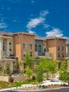 Multi-Family Residential Condominium Community Royalty Free Stock Photo